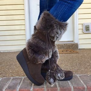 REPORT WINTER BOOTS